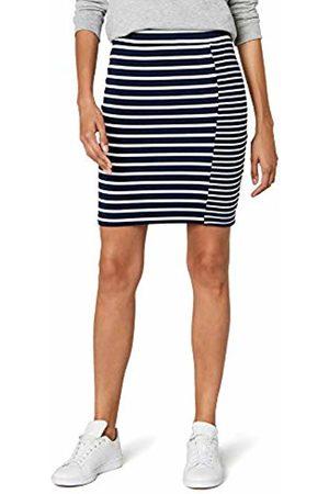 Tommy Hilfiger Women's Stripe Mix Pencil Skirt