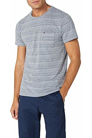 Tommy Hilfiger Men's Basic Knit Short Sleeve Crew Neck T-Shirt