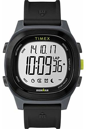 Timex Mens Digital Watch with Resin Strap TW5M18900