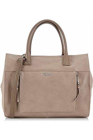 Cinque Womens Rachelle Handtasche mit Reißverschluss Handbag Size: 36x29x12