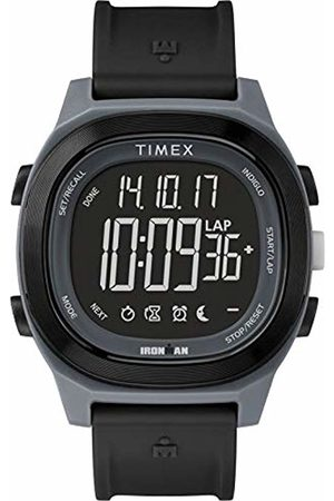 Timex Mens Digital Watch with Resin Strap TW5M19000