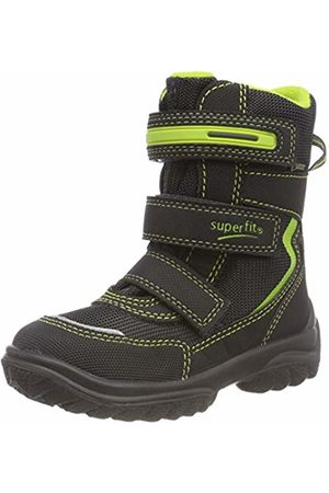 Superfit Boys' Snowcat Snow Boots, (Grau/grün 20)
