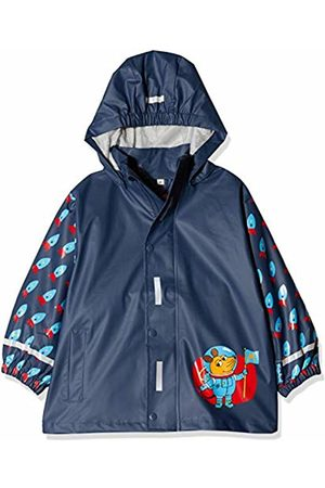Playshoes Girl's Regenmantel Punkte Waterproof Jacket