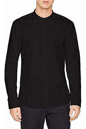 HUGO BOSS Men's Edies Casual Shirt, ( 001)