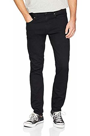 HUGO BOSS Men's 734 Straight Jeans, ( 001)