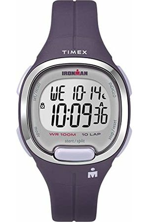 Timex Womens Digital Watch with Resin Strap TW5M19700
