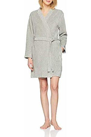 Calvin Klein Women's Robe Dressing Gown, ( Heather 020)