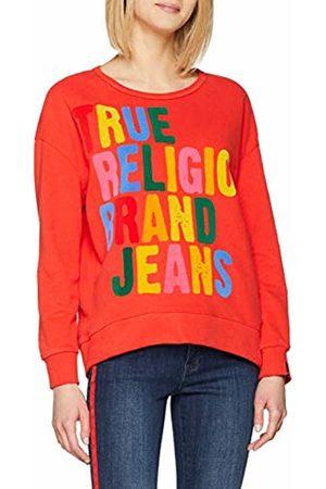 True Religion Women's Sweat Shirt Sweatshirt