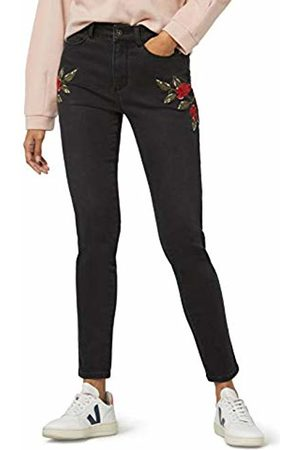 find. Embroidered Slim Jeans