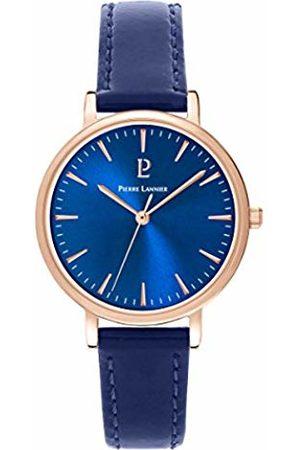 Pierre Lannier Womens Analogue Quartz Watch with Leather Strap 092L966