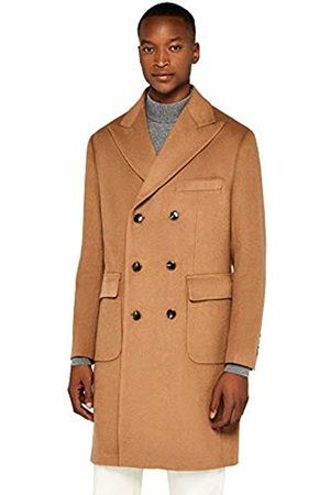 find. Wool Mix Double Breasted Smart Coat