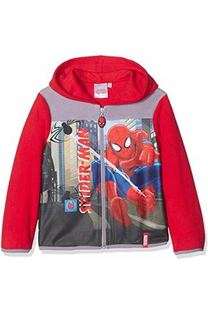 DC Boy's Spiderman Spider Drawn T-Shirt