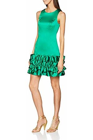 Coast Women's Paris Party Dress, (Emerald)