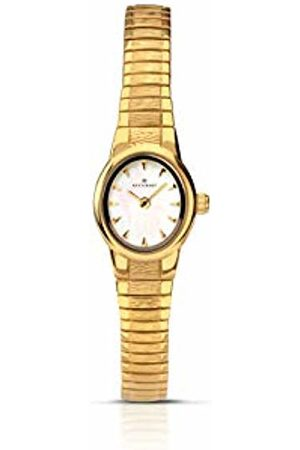 Accurist Womens Analogue Classic Quartz Watch with Stainless Steel Strap 8052.01