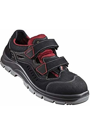 Stabilus Unisex Adults' 5124a Safety Shoes, Rot | Schwarz
