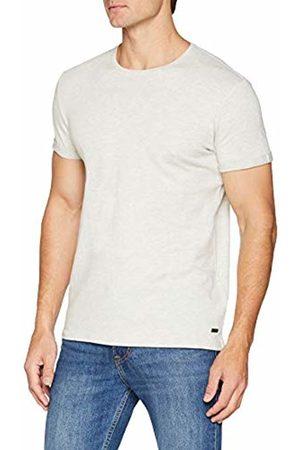 Esprit Men's 118cc2k006 T-Shirt, ( 100)