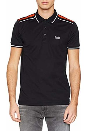 HUGO BOSS Men's Paule Polo Shirt, ( 001)