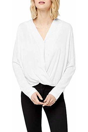 Opus Women's Loose Fit Long Sleeve Blouse - Off- - 10