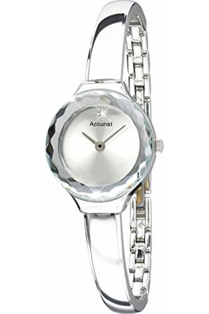 Accurist Womens Analogue Classic Quartz Watch with Stainless Steel Strap LB1479S.01