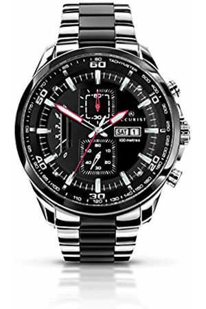 Accurist Mens Chronograph Quartz Watch with Stainless Steel Strap 7006.01