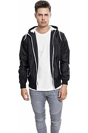 Urban classics Men's Contrast Windrunner Jacket