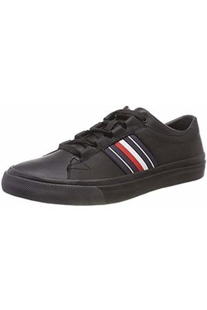 Tommy Hilfiger Men's Corporate Leather Low Sneaker Top ( 990)