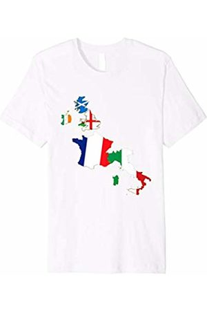 taiche Six Nations Championship Rugby Union T-Shirt