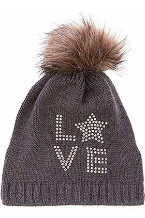 Döll Girls' Pudelmütze Strick Hat