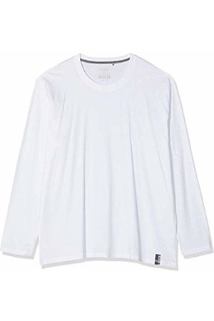 s.Oliver Men's 15.809.31.6620 Longsleeve T-Shirt, ( 0100)
