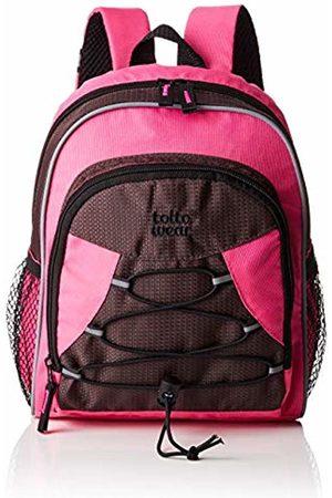 Toito Wear Kinder-Rucksack, Polyester, Girls, /grau Children's Backpack