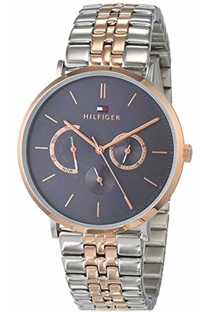 Tommy Hilfiger Mens Multi dial Quartz Watch with Stainless Steel Strap 1710372