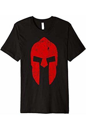 YO! Raw Fitness Tshirts Spartan T-Shirt Gym Workout Motivation Clothing Mens Womens