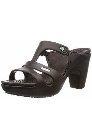 Crocs Cyprus V Heel W Women's T-Bar Pumps - Espresso