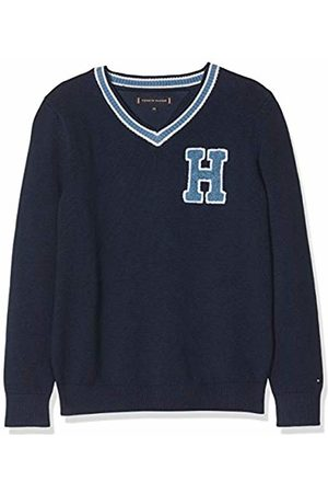 Tommy Hilfiger Boy's Cricket V-Neck Sweater Sweatshirt