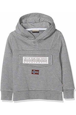 Napapijri Boy's Burgee Sweatshirt (Med Mel 160)
