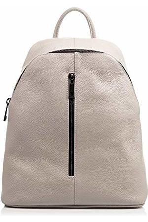 Firenze Artegiani . Backpack Women Casual Genuine Leather Backpack Bag Genuine Leather Dollaro.Front Pocket. Laptop Backpack Women. Made in Italy. Vera Pelle Italiana. 30x35x14 cm. .