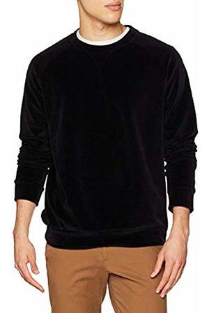 HUGO BOSS Men's Delvet Sweatshirt, ( 001)