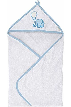 Playshoes Boy's Kinder Kapuzentuch Aus Frottee Elefant Bathrobe