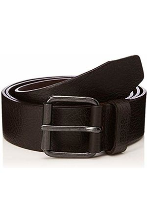 HUGO BOSS Men's Jesse-gr_sz40 Belt, (Dark 202)