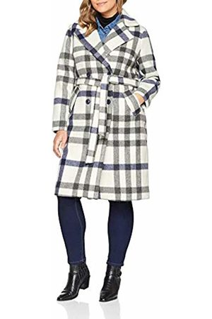 Simply Be Women's Wool Trench Coat, ( / Check)
