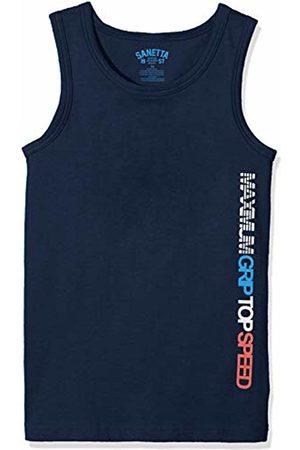 Sanetta Boy's Shirt W/o Sleeves W.Print Vest, (Classic 5968)