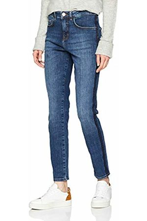 Opus Women's Ebby Washed Slim Jeans