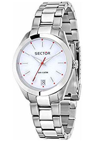 Sector Women's Analogue Quartz Watch with Stainless Steel Strap R3253486506