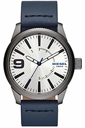 Diesel Mens Analogue Quartz Watch with Leather Strap DZ1859