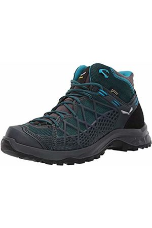 Salewa Women's Ws Wild Hiker Mid GTX High Rise Hiking Shoes, (French / 340)