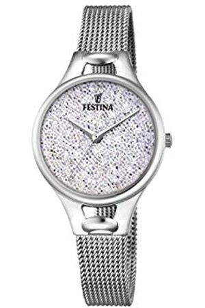 Festina Women's Analogue Quartz Watch with Stainless Steel Strap F20331/1