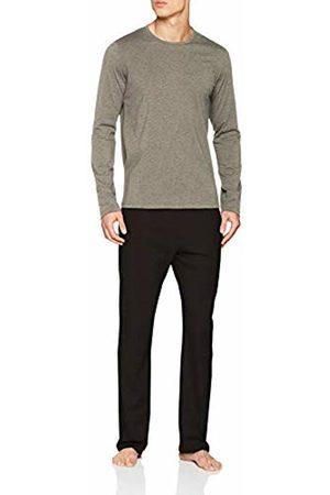 Strellson Bodywear Men's 1/1 Pyjama Set, (Elite Mel.)