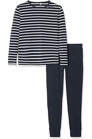 Name it Boy's Nkmnightset Yd Noos Pyjama Set, Dark Sapphire