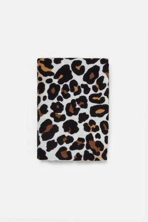 Zara ANIMAL PRINT SCARF