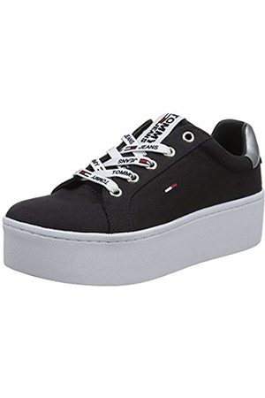 Tommy Hilfiger Women's Flatform Sneaker Low-Top